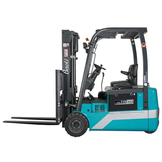 海阳1.5吨 三支点电动叉车